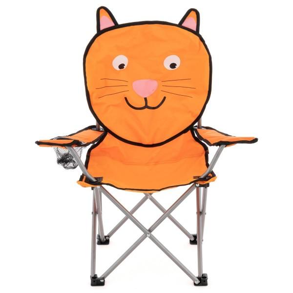 Kinder Campingstuhl Kinderstuhl faltbar lustiges Motiv Katze