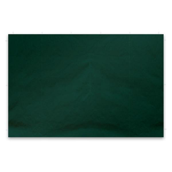 2 Seitenteile für PROFI Falt Pavillon Faltpavillon grün PE PA-coated Seitenwand