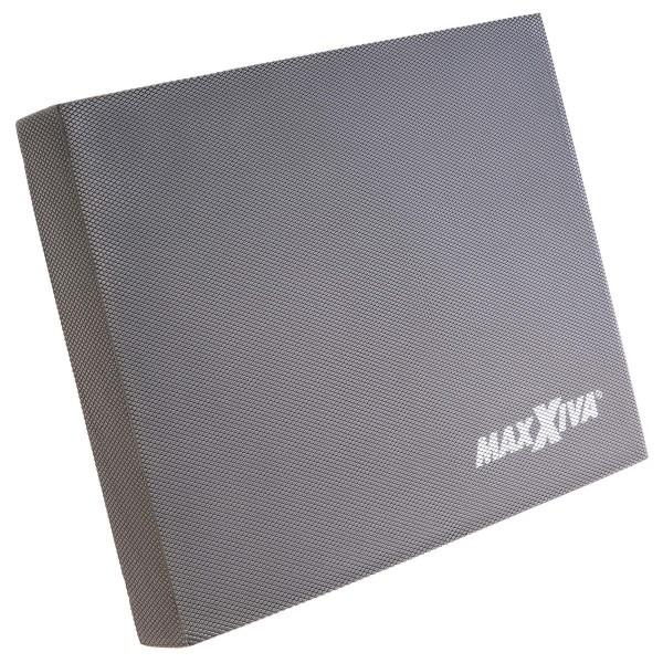 MAXXIVA Balancepad grau Sport Fitness 50x40x6 cm Balancekissen