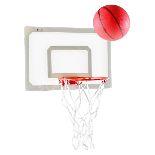 Basketballkorb Pro Mini Hoop Büro inkl. Ball für Tür und Wand 45x30,5cm